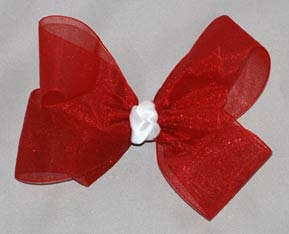 Holiday Sparkle Bow