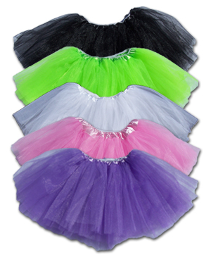 Fluffy Ballet and Dance Tutus
