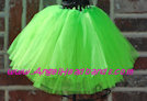 Lime Green Ballet Tutus for Little Girls