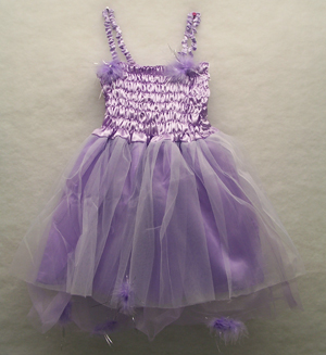 Pretty Pom Pom Dance Costume - Click Image to Close
