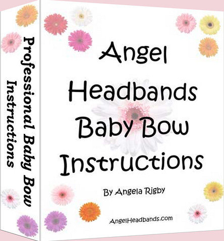 Making Baby Hair Bows & Headbands
