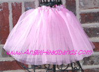 Ballet and Dance Tutus Pink