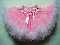 Pink Princess Pettiskirt