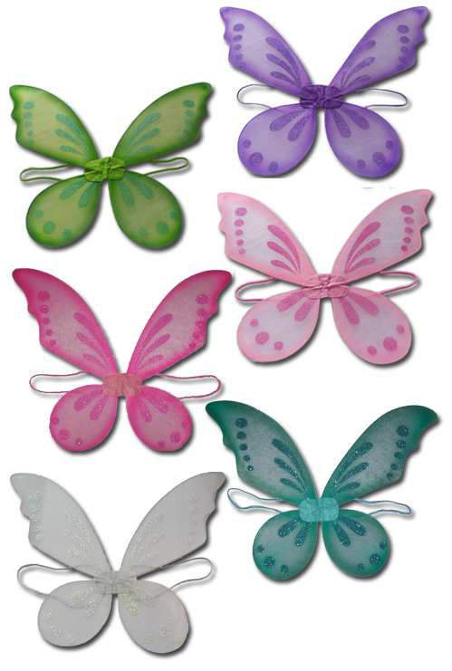 Pixie Princess Wings