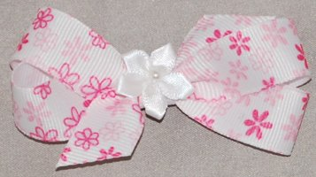 Baby headband instructions