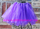 Purple Dress Up Ballet Tutu