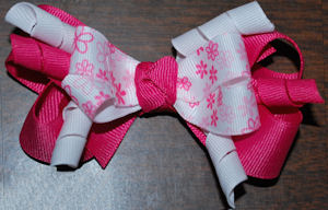 Boutique Funky Bow